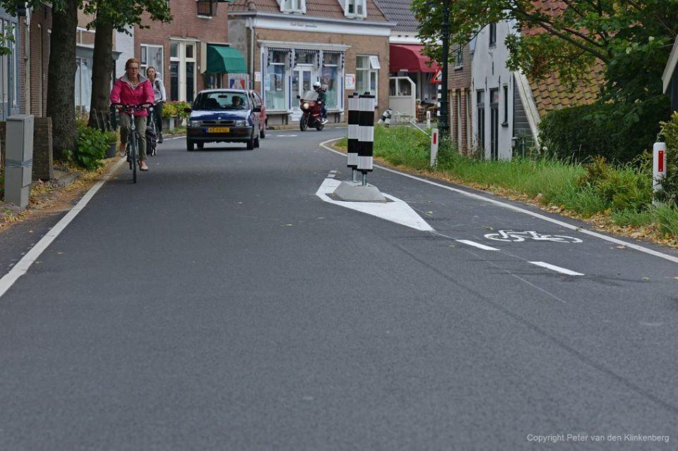 Uitleg en update van de werkgroep Verkeer bij de belangrijke verkeerthema's in Spaarndam